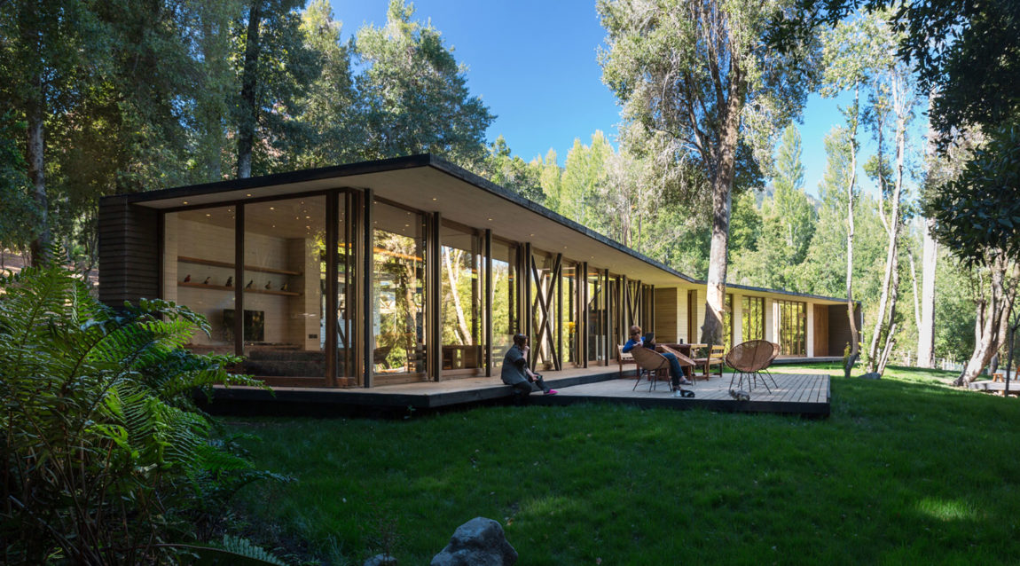 Casa en Lago Villarrica by planmaestro (2)