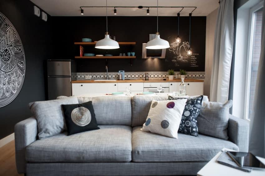 Chmielna Apartment by Raca Architekci (5)