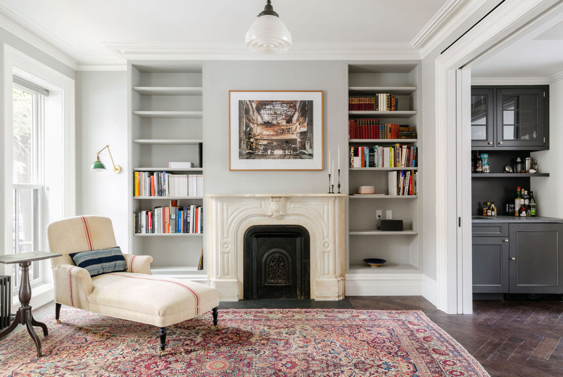 Cumberland St Townhouse by Ensemble Architecture (1)
