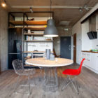 Home in Krasnogorsk by Studio Odnushechka (5)