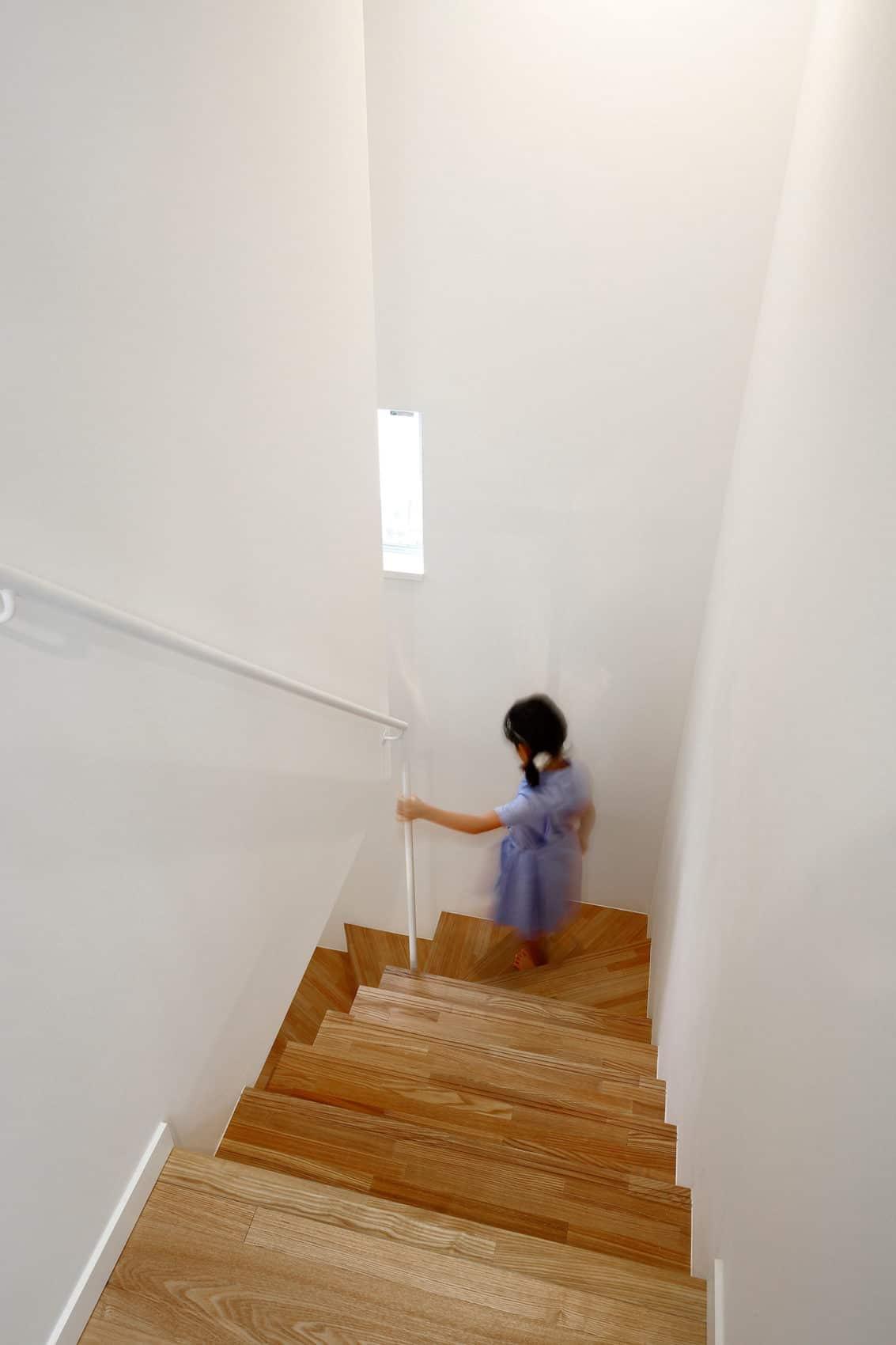 House in Tama-Plaza by Takushu ARAI Architects (10)