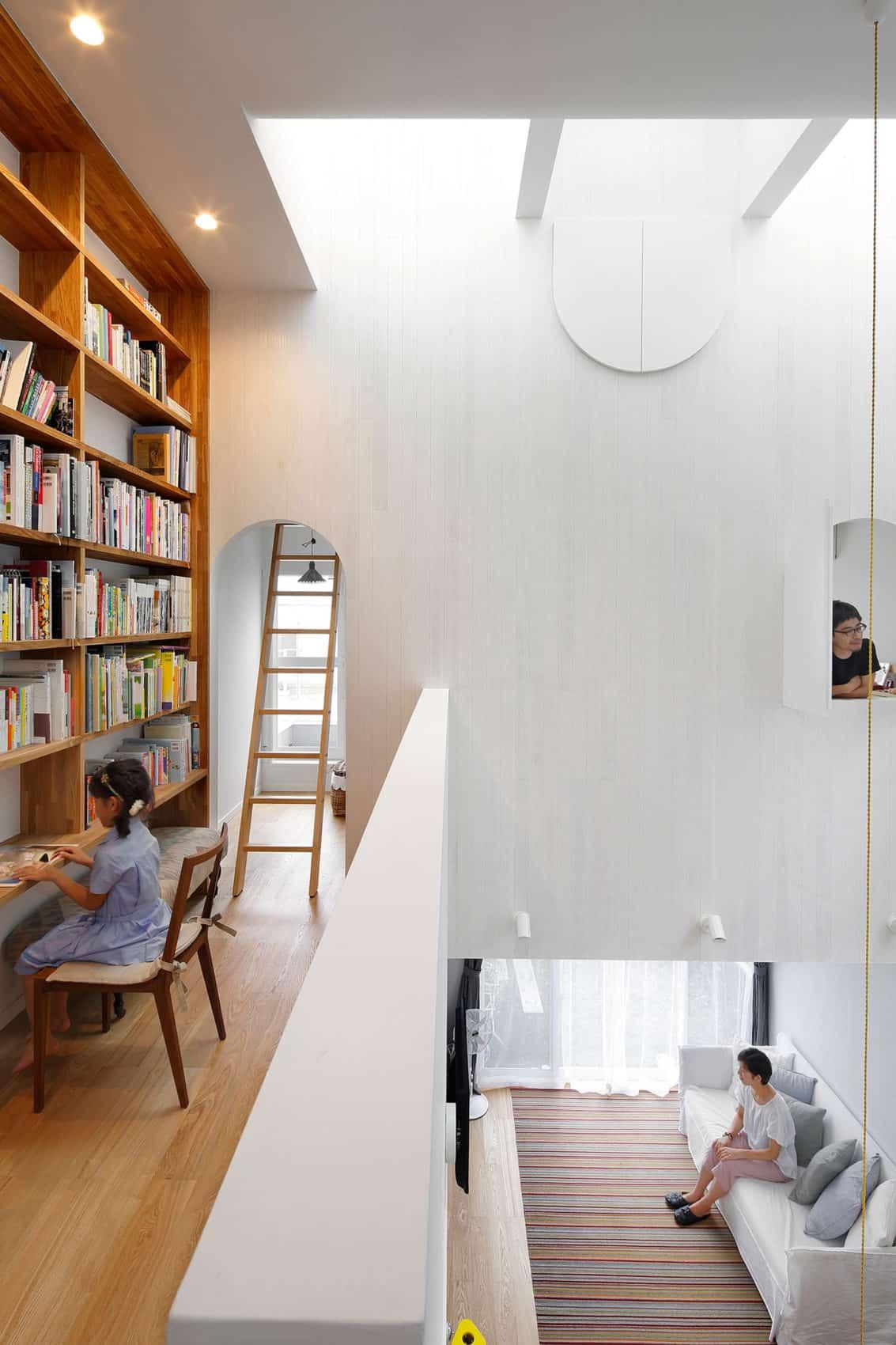 House in Tama-Plaza by Takushu ARAI Architects (12)