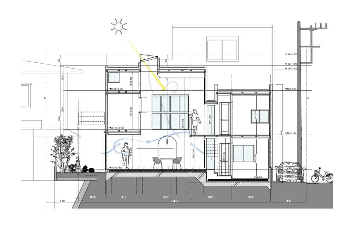 House in Tama-Plaza by Takushu ARAI Architects (17)