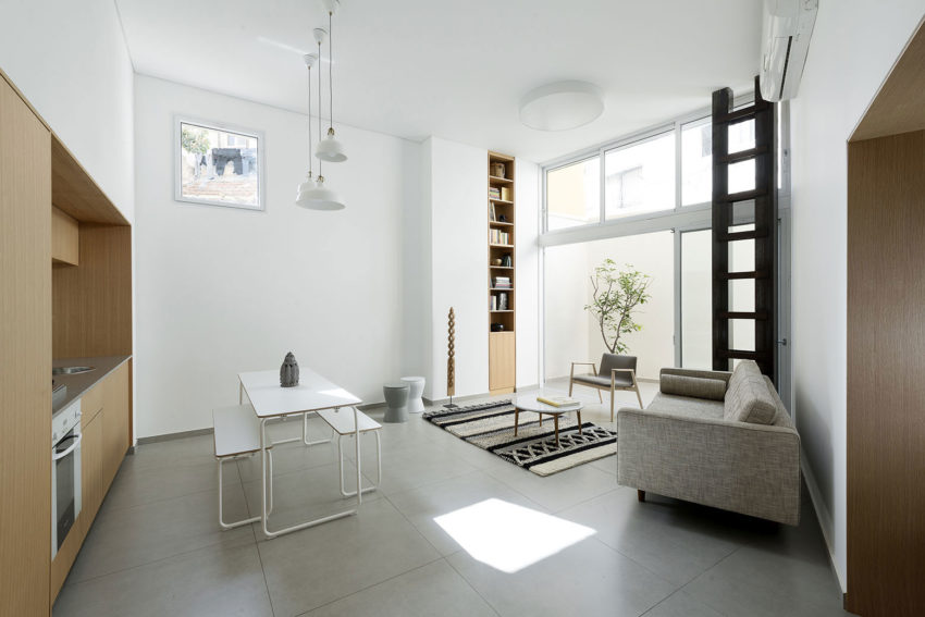 Jaffa Garden Apartment by Itai Palti (3)