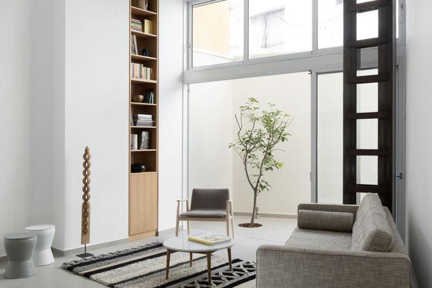 Jaffa Garden Apartment by Itai Palti (4)