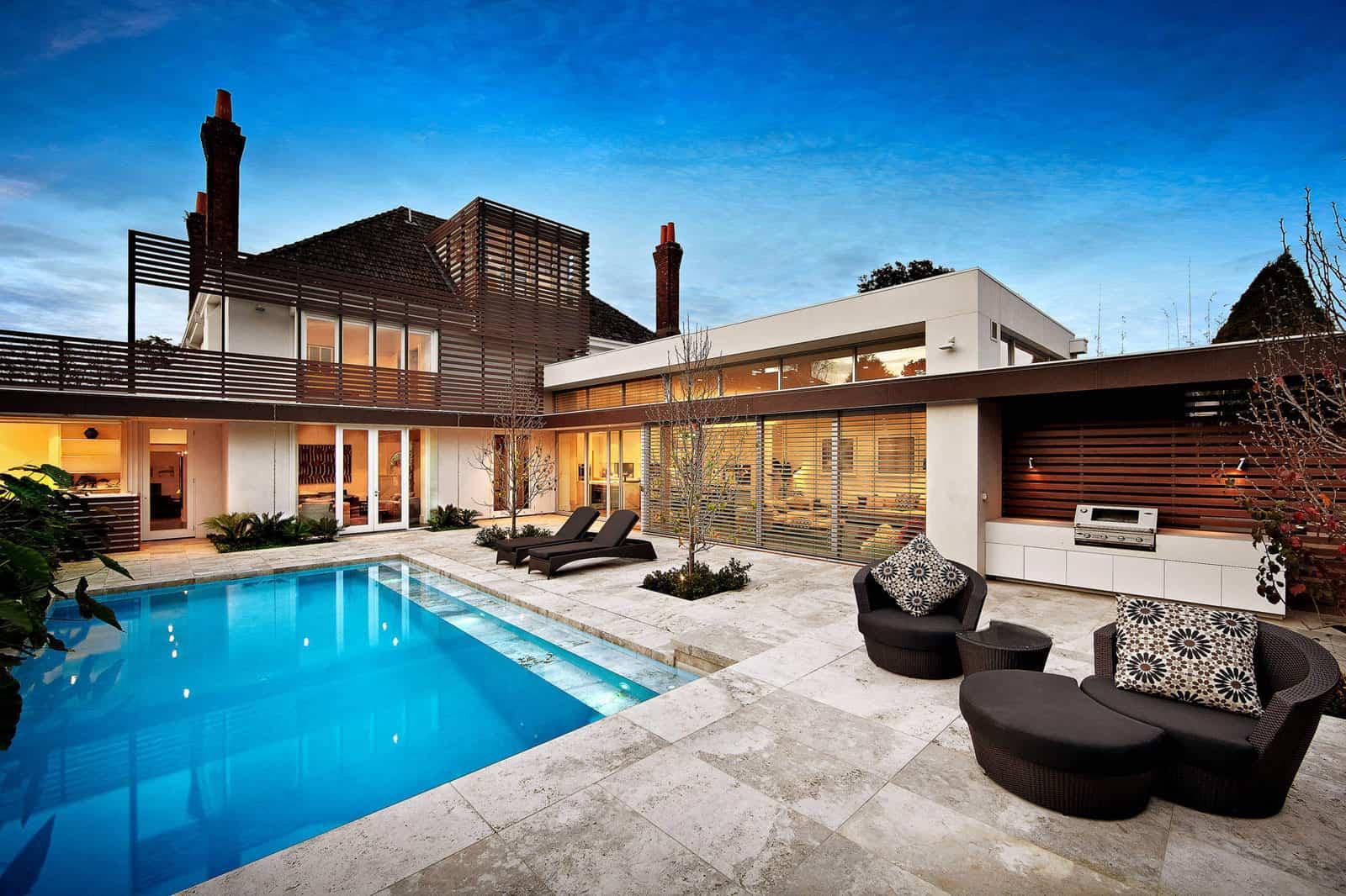 Kooyong House by Schulberg Demkiw Architects