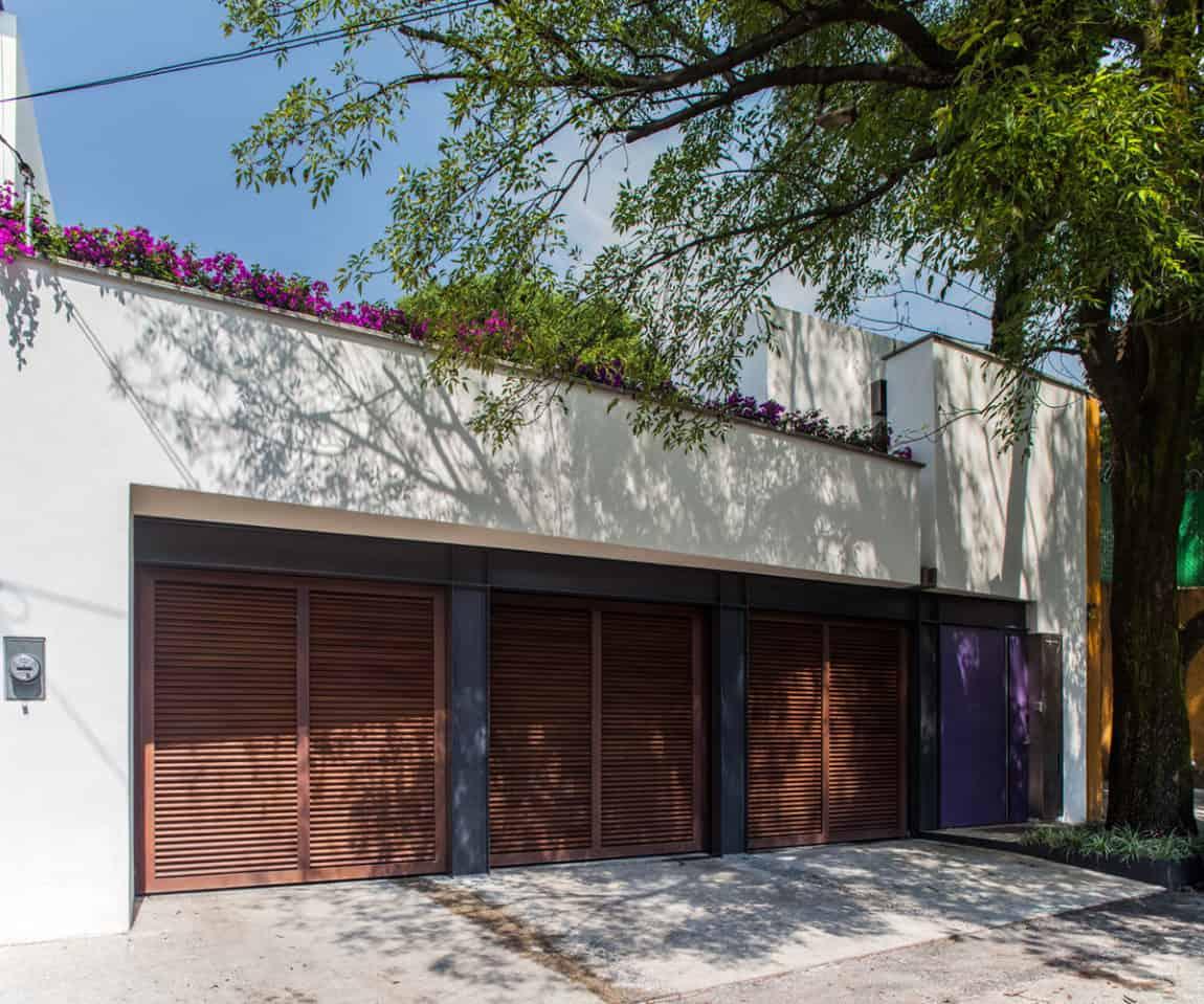 La Casa de los 5 Patios by Almazán Arquitectos Asociados (1)