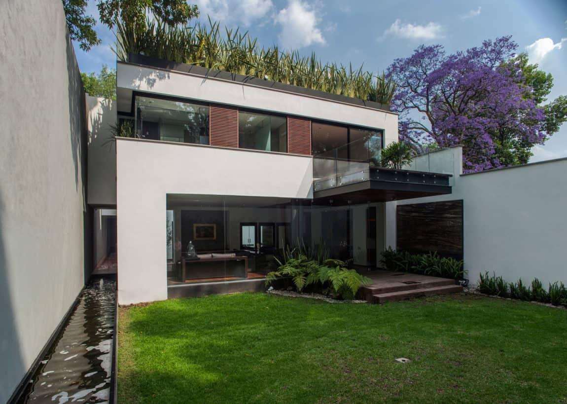 La Casa de los 5 Patios by Almazán Arquitectos Asociados (2)