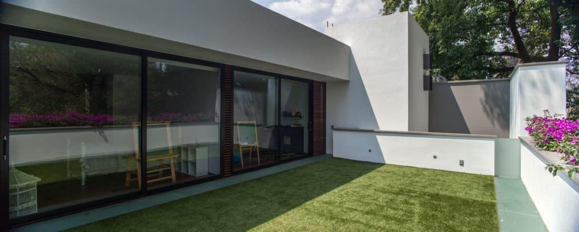 La Casa de los 5 Patios by Almazán Arquitectos Asociados (3)