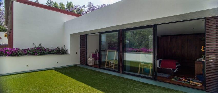 La Casa de los 5 Patios by Almazán Arquitectos Asociados (4)