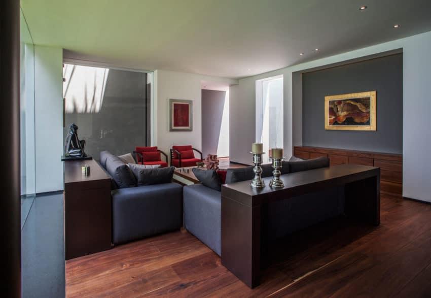 La Casa de los 5 Patios by Almazán Arquitectos Asociados (24)