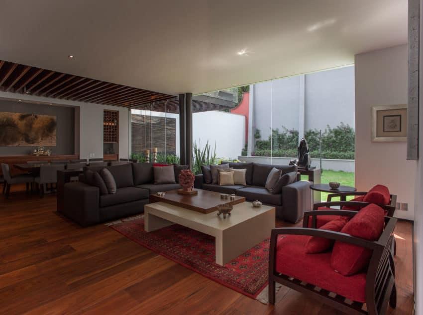 La Casa de los 5 Patios by Almazán Arquitectos Asociados (26)