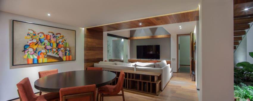 La Casa de los 5 Patios by Almazán Arquitectos Asociados (34)