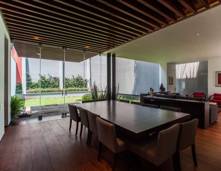 La Casa de los 5 Patios by Almazán Arquitectos Asociados (35)