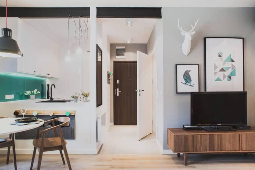 Szafarnia 2 Apartment by Raca Architekci (3)