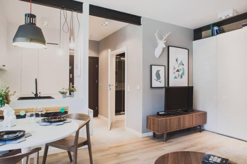 Szafarnia 2 Apartment by Raca Architekci (4)