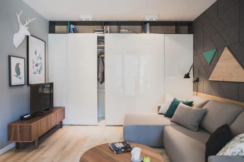 Szafarnia 2 Apartment by Raca Architekci (10)