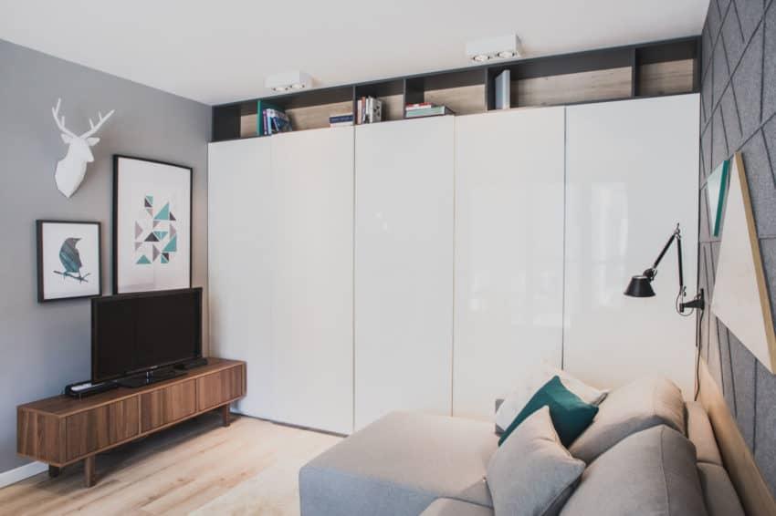 Szafarnia 2 Apartment by Raca Architekci (12)