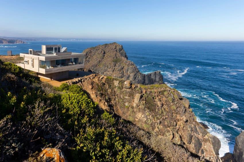 The Mirador House by Gubbins Arquitectos (1)