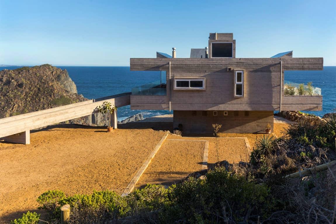 The Mirador House by Gubbins Arquitectos (2)