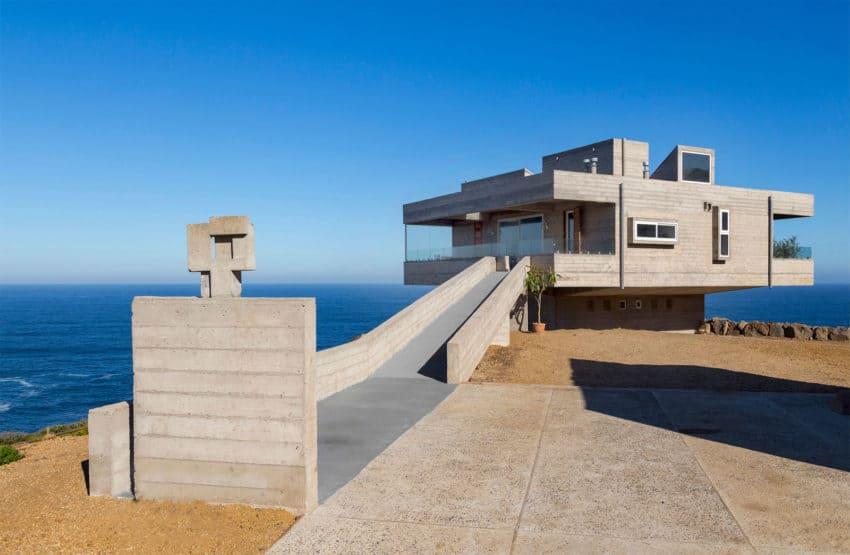 The Mirador House by Gubbins Arquitectos (3)