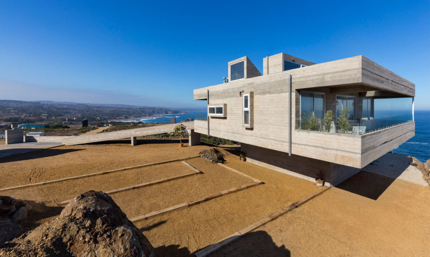 The Mirador House by Gubbins Arquitectos (5)