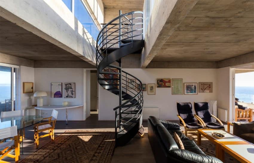 The Mirador House by Gubbins Arquitectos (6)