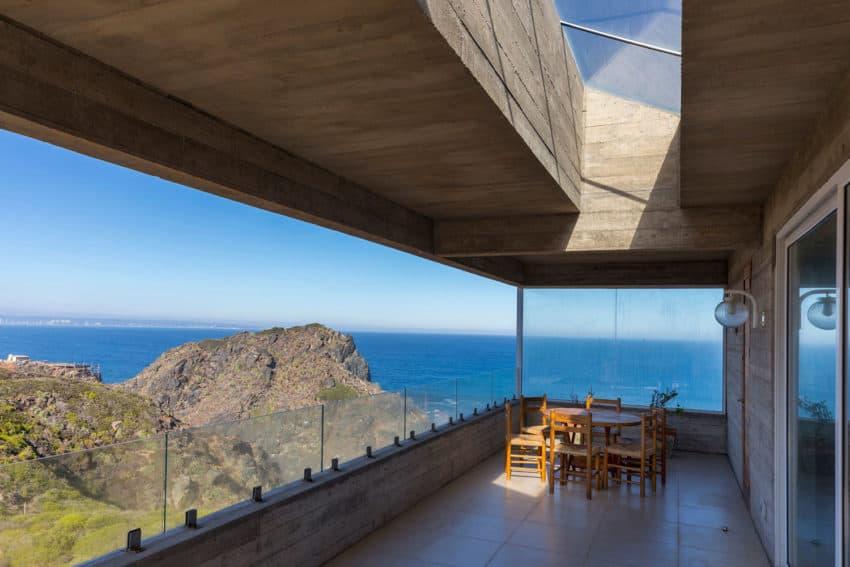 The Mirador House by Gubbins Arquitectos (7)