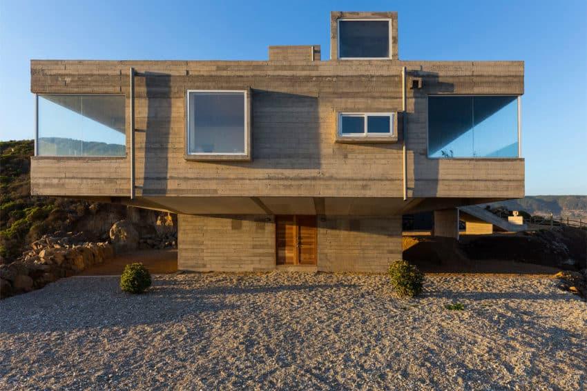 The Mirador House by Gubbins Arquitectos (9)
