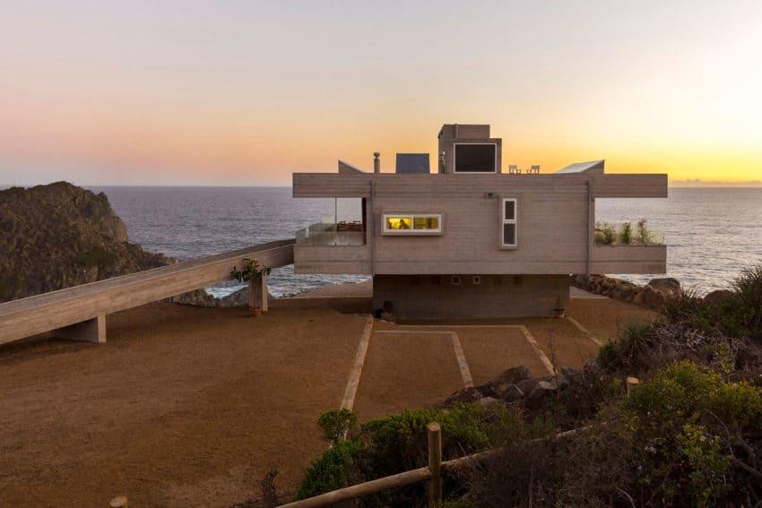The Mirador House by Gubbins Arquitectos (10)