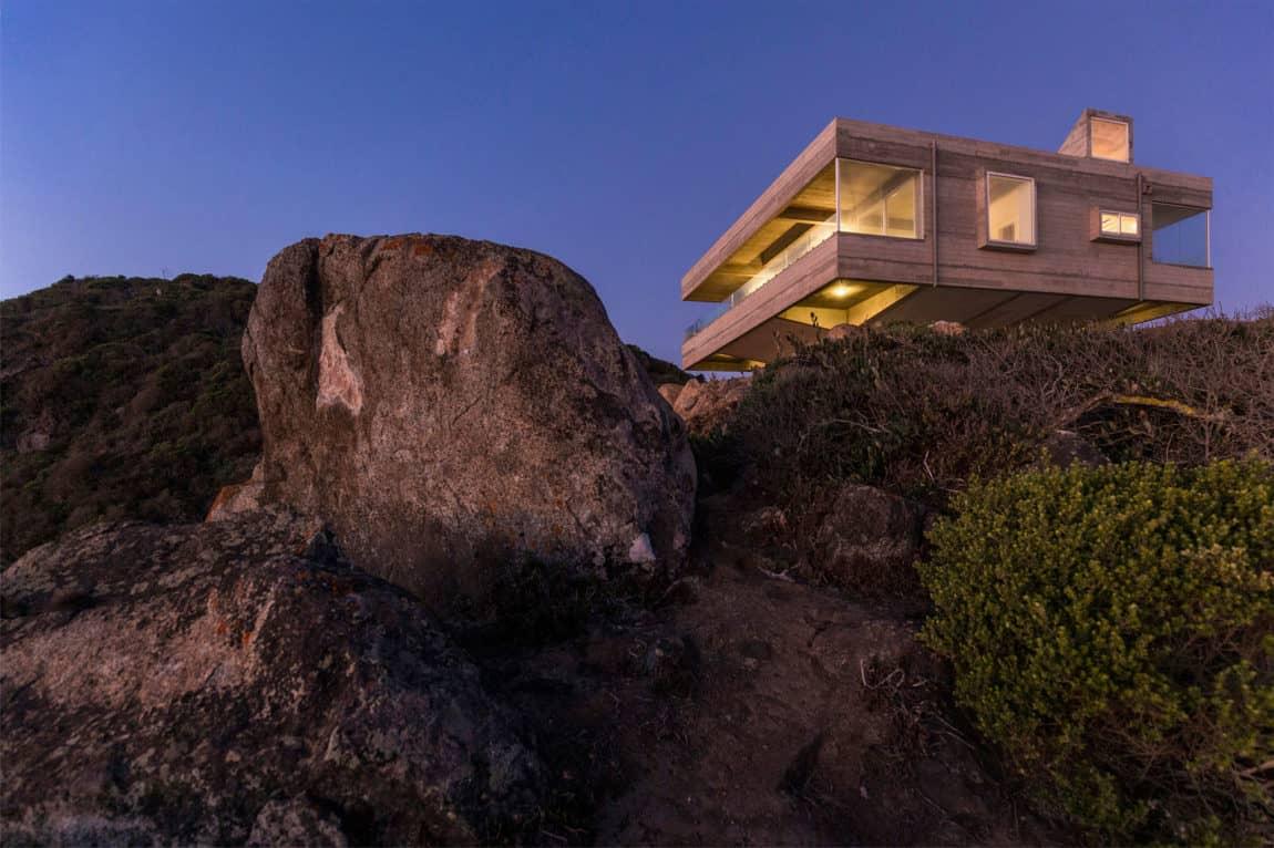The Mirador House by Gubbins Arquitectos (11)
