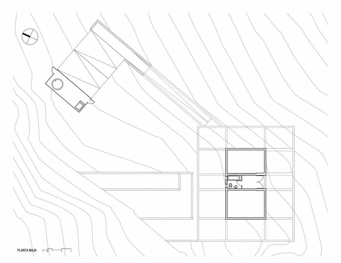 The Mirador House by Gubbins Arquitectos (13)