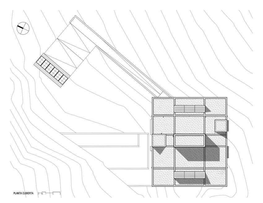 The Mirador House by Gubbins Arquitectos (15)
