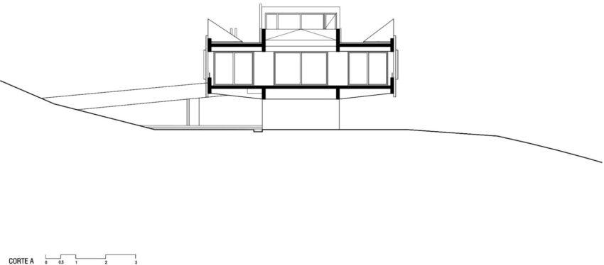 The Mirador House by Gubbins Arquitectos (16)