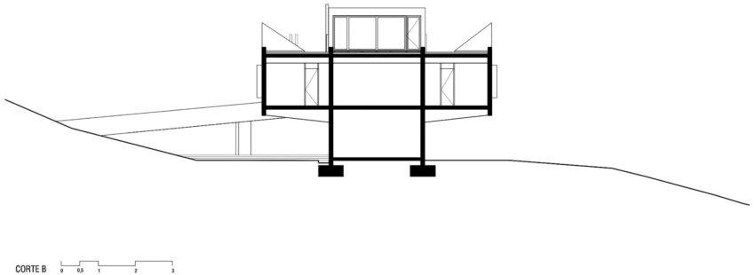 The Mirador House by Gubbins Arquitectos (17)