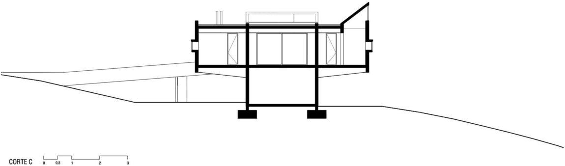 The Mirador House by Gubbins Arquitectos (18)