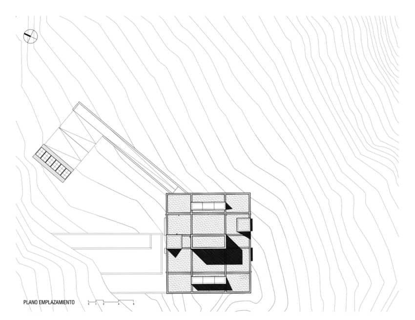 The Mirador House by Gubbins Arquitectos (20)