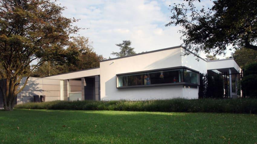Villa Van Schijndel by Lab32 architecten (1)