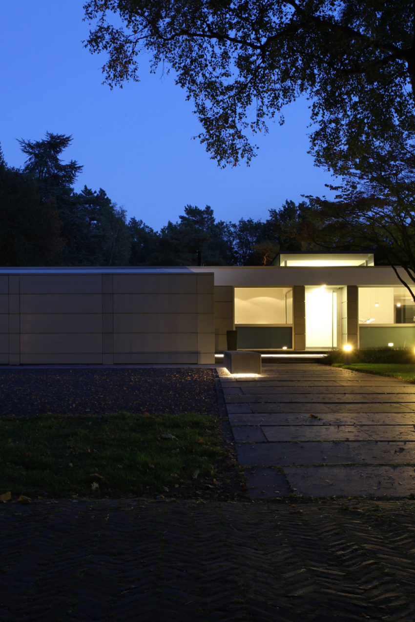 Villa Van Schijndel by Lab32 architecten (25)