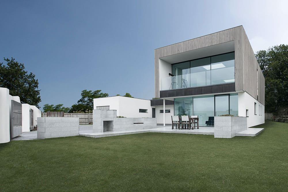 Zinc House by OB Architecture (1)