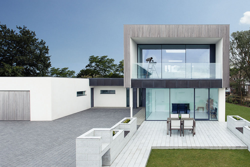 Zinc House by OB Architecture (2)
