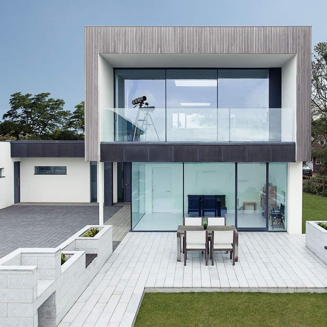 Zinc House by OB Architecture (3)
