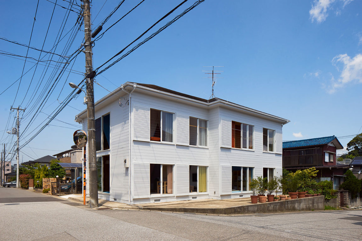 Apartment - House by Kochi Architect's Studio (2)