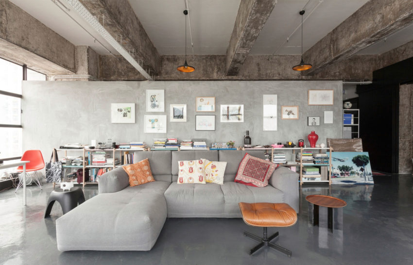 Art Collector's Loft by Mass Operations (9)