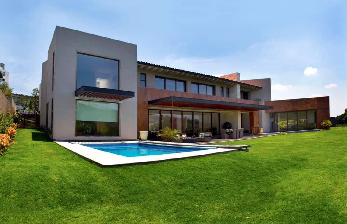 Casa Bosque Real 4 Puntos by MAZ Arquitectos (1)