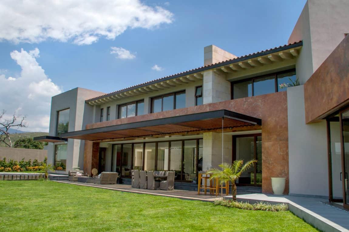 Casa Bosque Real 4 Puntos by MAZ Arquitectos (2)