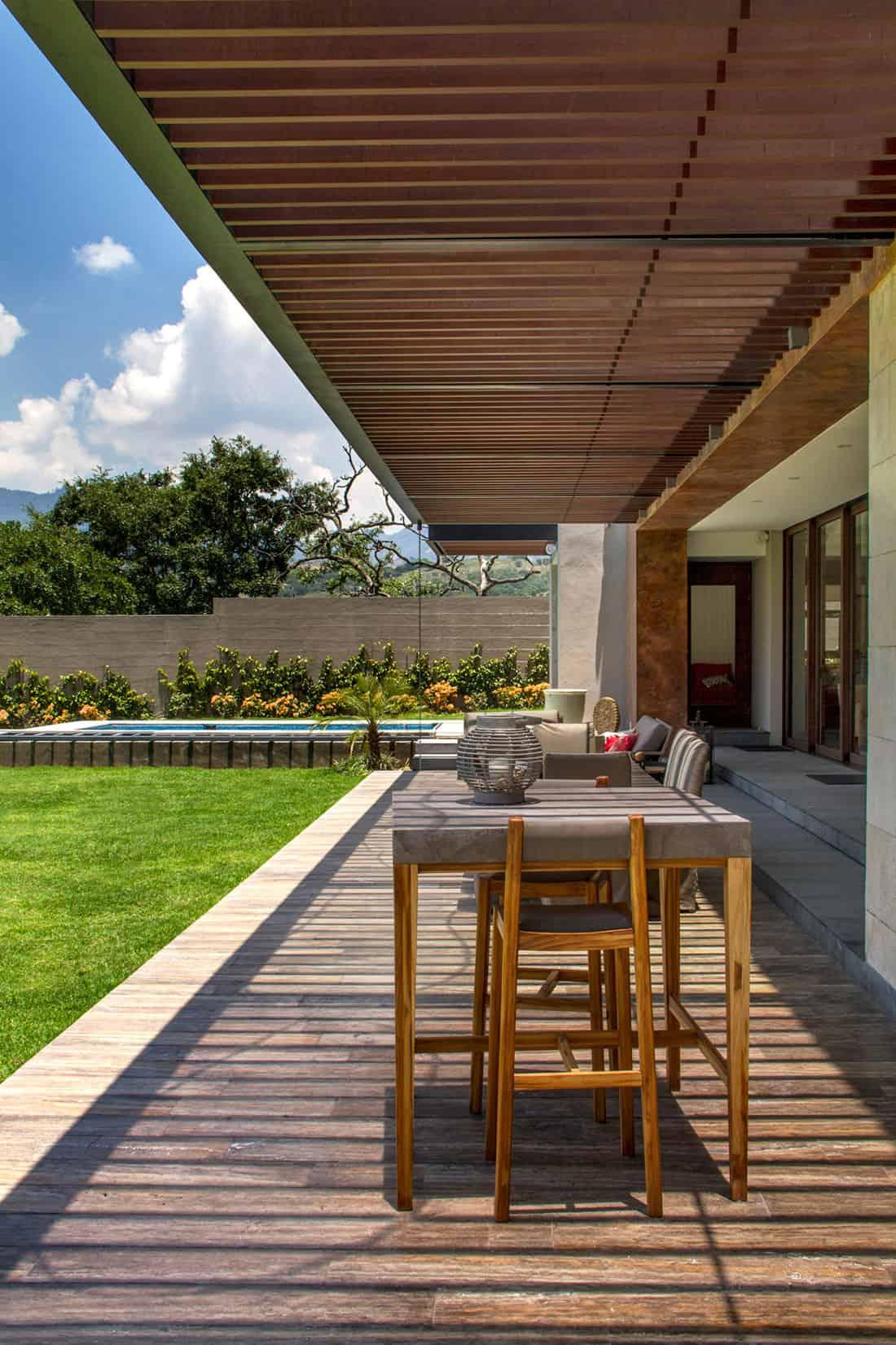 Casa Bosque Real 4 Puntos by MAZ Arquitectos (3)