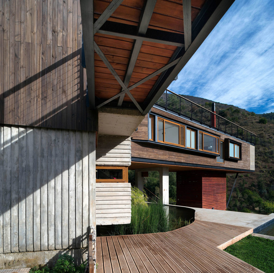 Casa El Maqui by GITC arquitectura (6)