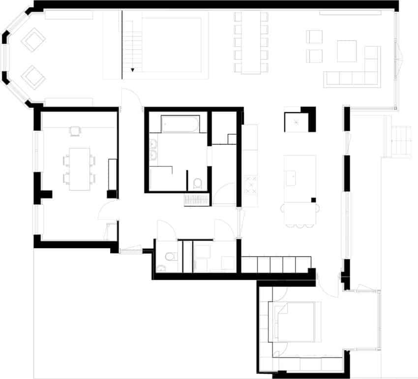 Casa K by Peña Architecture (20)