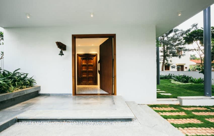 Courtyard House by Abin Design Studio (9)